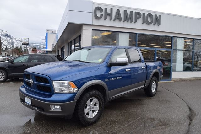 2011 Dodge RAM 1500 Big Horn in Trail, British Columbia