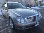 2008 Mercedes-Benz E-Class 3.5L w/NAVI_Leather_Power Sunroof in Oakville, Ontario
