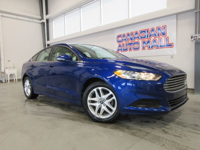 2013 FORD Fusion SE, ROOF, ALLOYS, BT! in Stittsville, Ontario