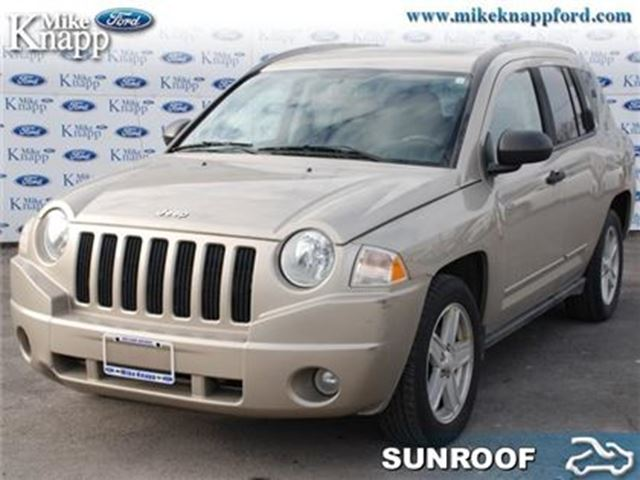 2009 JEEP COMPASS Sport in Welland, Ontario