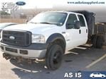 2007 Ford F-550  0 AS IS in Welland, Ontario