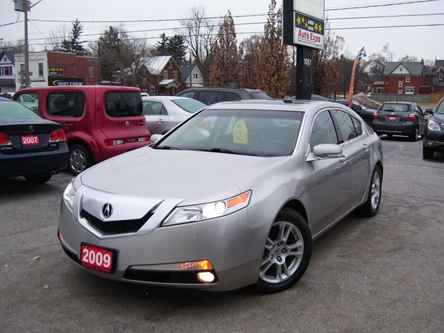 2009 ACURA TL Leather,Bluetooth,fog lightSunroof,Key less,All in Kitchener, Ontario