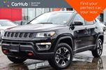 2018 Jeep Compass NEW CAR Trailhawk 4x4 Leather,AdvSafety,Security,Nav.Pkgs Sunroof 17Alloys  in Thornhill, Ontario