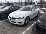2018 BMW 4 Series 440i w/PREMIUM PACKAGE ENHANCED & Driver Asst Pkg in Mississauga, Ontario