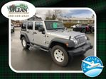 2014 Jeep Wrangler Unlimited Sport in Courtenay, British Columbia