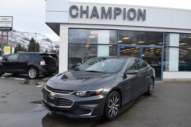 2016 Chevrolet Malibu LT in Trail, British Columbia