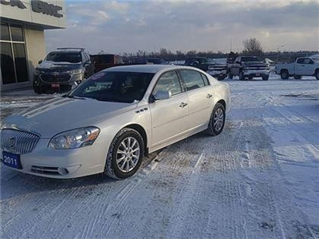 2011 Buick Lucerne CXL in Napanee, Ontario