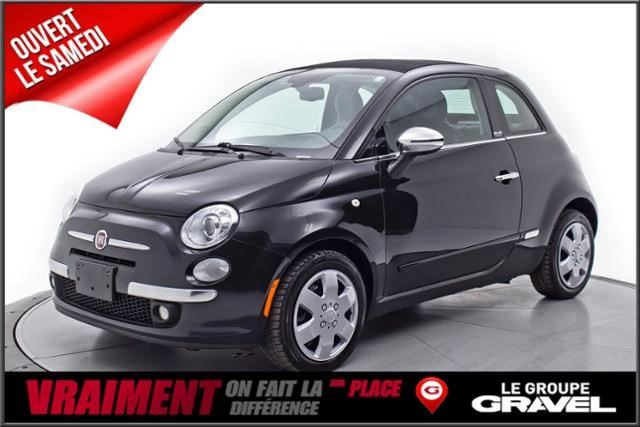2013 FIAT 500 Gucci in Montreal, Quebec