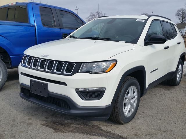 2017 Jeep Compass Sport in Fort Erie, Ontario