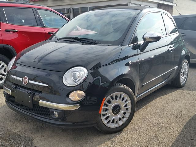 2015 Fiat 500 Lounge in Fort Erie, Ontario
