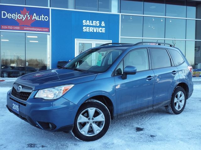 2015 SUBARU FORESTER i Convenience  in Brantford, Ontario