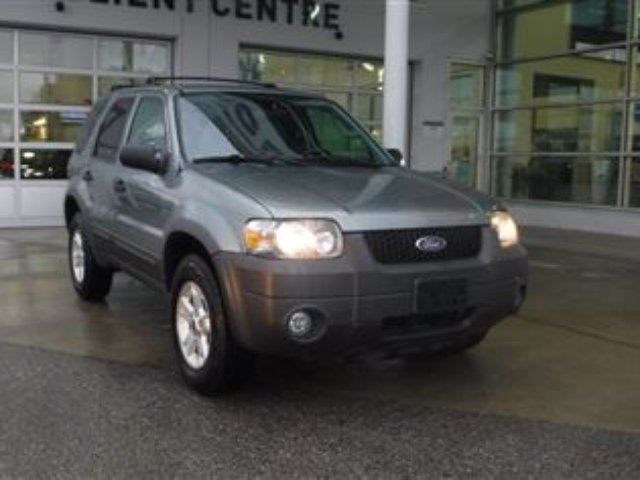 2006 FORD ESCAPE XLT FWD in Coquitlam, British Columbia