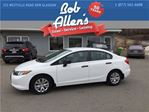 2012 Honda Civic DX in New Glasgow, Nova Scotia