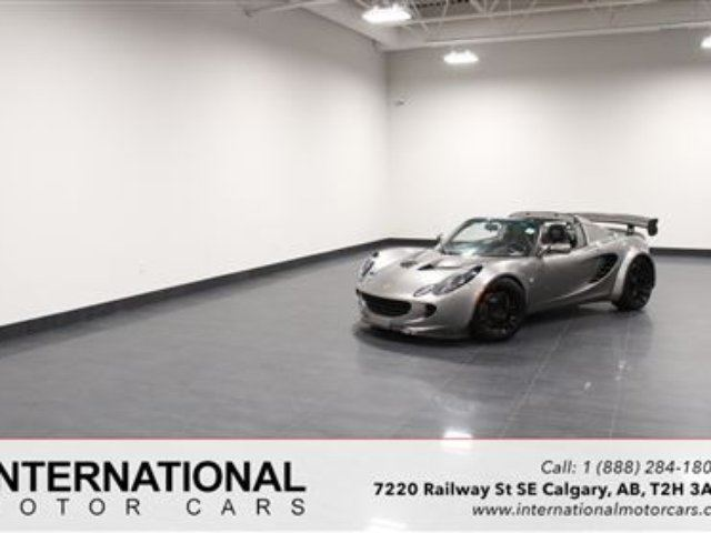2006 LOTUS ELISE SUPERCHARGED *LOTS OF UPGRADES* in Calgary, Alberta