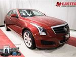 2014 Cadillac ATS 2.5L *LOADED* LEATHER MOONROOF BACK UP CAMERA in Winnipeg, Manitoba