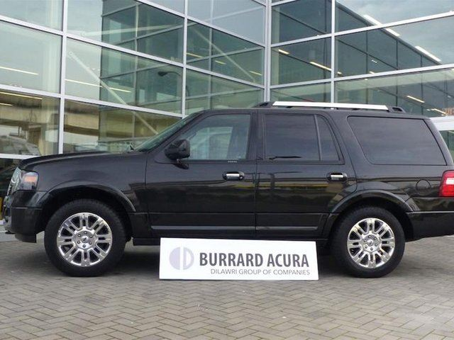 2014 FORD EXPEDITION Limited in Vancouver, British Columbia