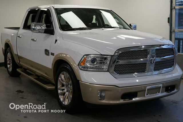 2014 DODGE RAM 1500 Longhorn in Port Moody, British Columbia