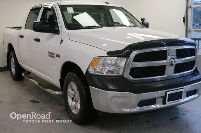 2014 DODGE RAM 1500 ST in Port Moody, British Columbia