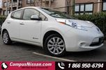 2015 Nissan Leaf S w QUICK CHARGE  in Victoria, British Columbia