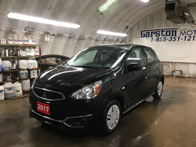 2017 MITSUBISHI MIRAGE ES*****Pay $48.57 Weekly Zero Down Payment*** in Cambridge, Ontario