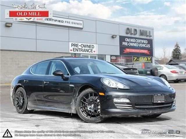 2013 PORSCHE PANAMERA OMG!!!   Take a LOOK at this... in Toronto, Ontario