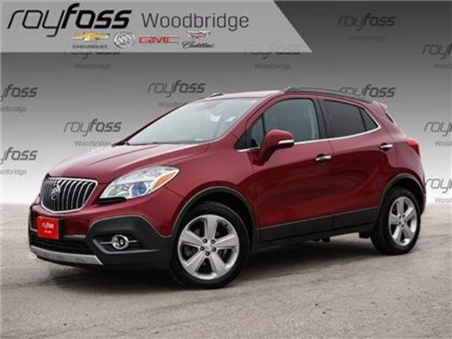 2015 BUICK ENCORE Premium in Woodbridge, Ontario