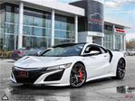 2017 Acura NSX TECH PACKAGE - CAR-PROOF CLEAN - CANADIAN VEHICLE in Mississauga, Ontario