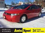 2008 Honda Civic DX-G/PRICED FOR A QUICK SALE ! in Kitchener, Ontario