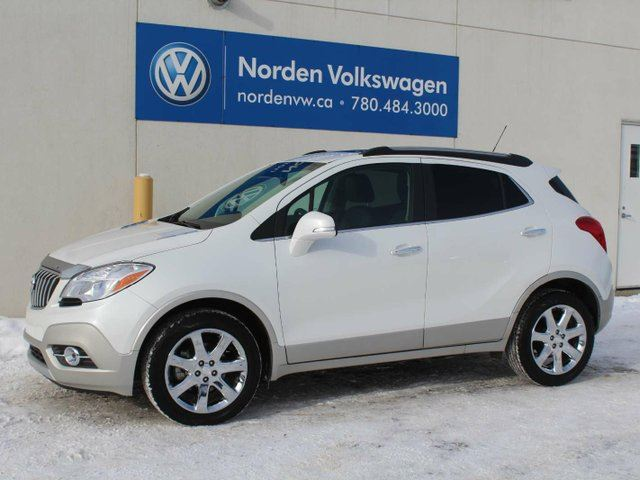 2016 BUICK ENCORE Leather in Edmonton, Alberta