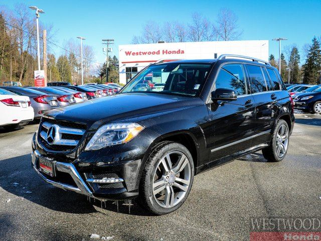 2013 MERCEDES-BENZ GLK-CLASS 350 4MATIC in Port Moody, British Columbia