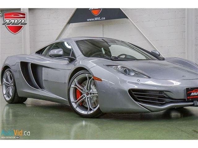2012 MCLAREN MP4-12C Coupe in Oakville, Ontario