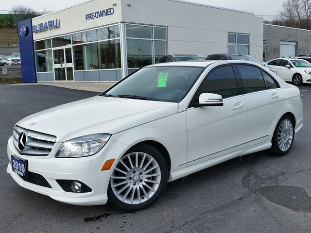 2010 MERCEDES-BENZ C-CLASS C 250 AWD 4matic in Kitchener, Ontario