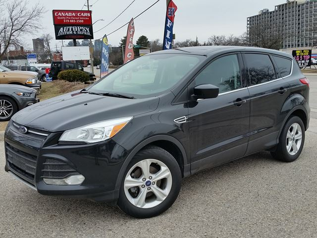 2014 Ford Escape SE FWD in Waterloo, Ontario