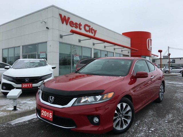 2015 HONDA ACCORD EX,SUNROOF,EXTENDED WARRANTY! in Belleville, Ontario