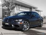 2008 BMW M3 M3 MDrive Package! Navigation! in Winnipeg, Manitoba