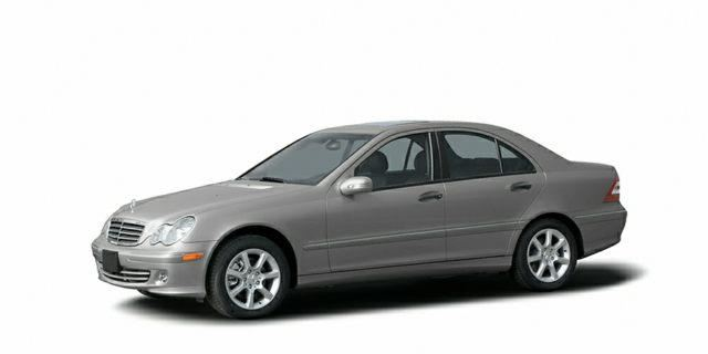 2007 MERCEDES-BENZ C-CLASS           in Smiths Falls, Ontario