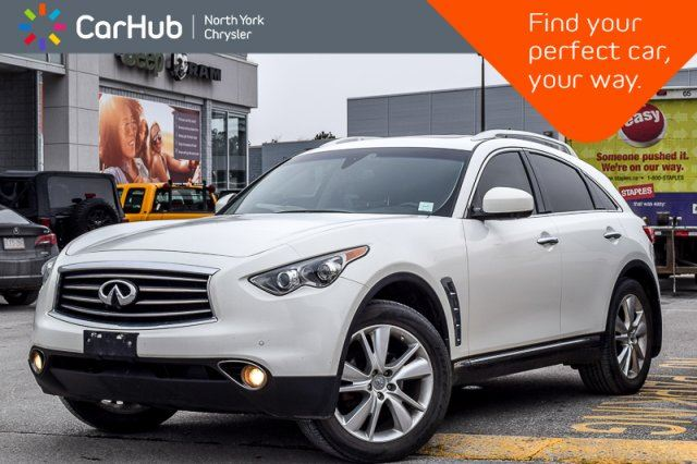 2012 INFINITI FX35 Limited Edition AWD 360 Cam Nav BOSE Leather Sunroof 20Alloys in Thornhill, Ontario
