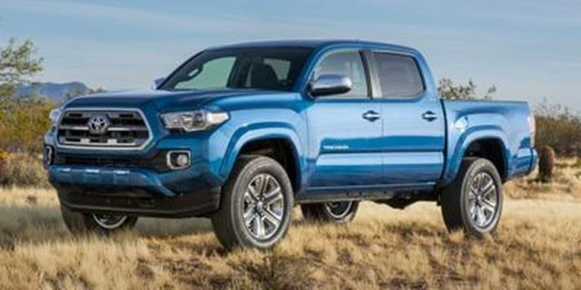 2016 Toyota Tacoma SR5 in Trail, British Columbia