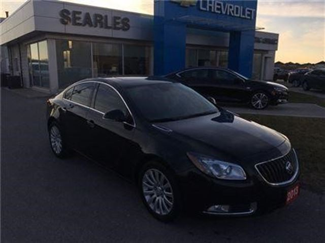 2013 BUICK REGAL Turbo in Ingersoll, Ontario
