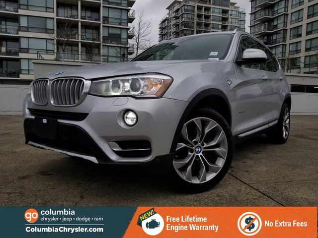 2017 BMW X3 xDrive28i - Premium Package Enhanced in Richmond, British Columbia