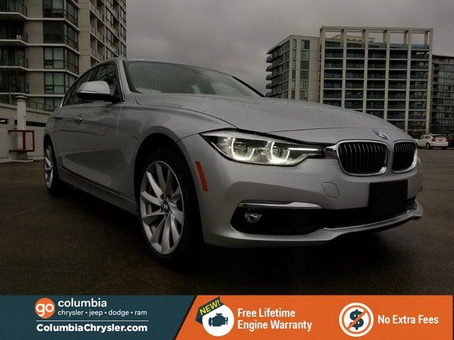 2017 BMW 330 330i xDrive in Richmond, British Columbia