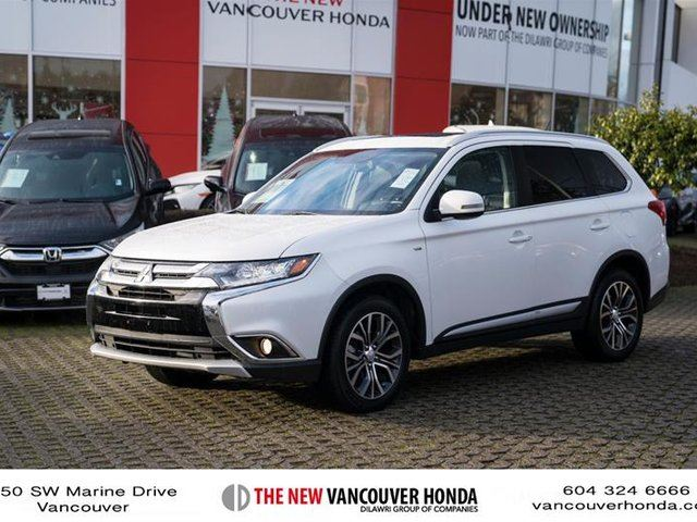 2016 MITSUBISHI OUTLANDER GT S-AWC in Vancouver, British Columbia