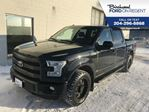 2015 Ford F-150 Lariat Supercrew 4X4*Sport Package/Sky Roof* in Winnipeg, Manitoba