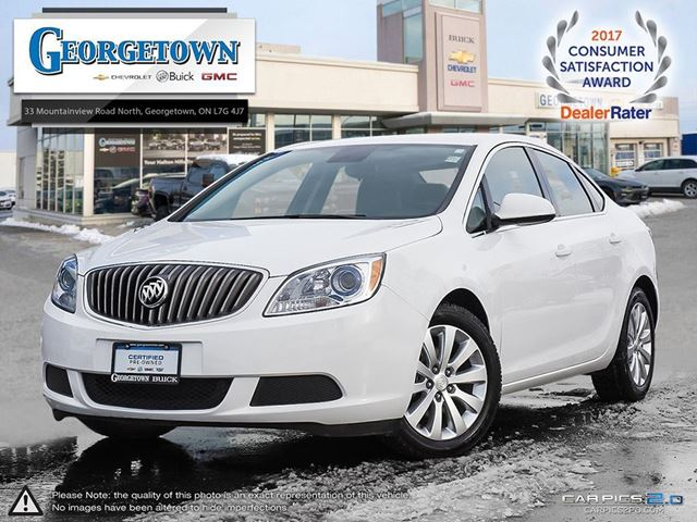 2015 BUICK VERANO Base 1SD *2 SETS OF TIRES* in Georgetown, Ontario