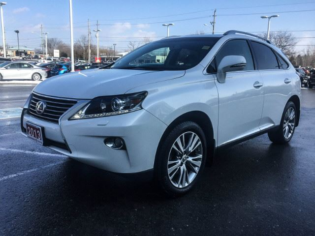 2013 LEXUS RX 350   TOURING-NAVIGATION+MORE! in Cobourg, Ontario
