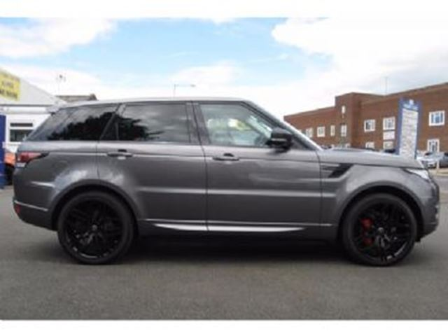 2016 LAND ROVER RANGE ROVER Sport 4WD HSE RRS Diesel, DRIVER TECH PACK and HEADS UP DISPLAY in Mississauga, Ontario