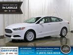 2014 Ford Fusion SE Hybrid in Montreal, Quebec