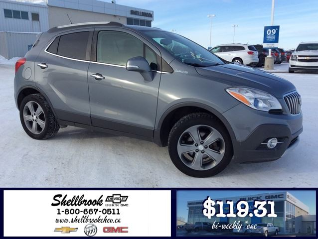 2014 BUICK Encore           in Shellbrook, Saskatchewan