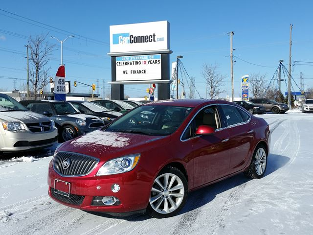 2014 BUICK VERANO ONLY $19 DOWN $59/WKLY!! in Ottawa, Ontario