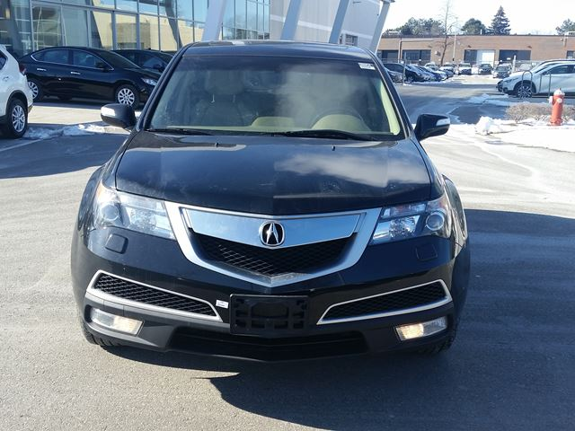 2013 acura mdx tech pkg mississauga ontario car for sale 2978725. Black Bedroom Furniture Sets. Home Design Ideas